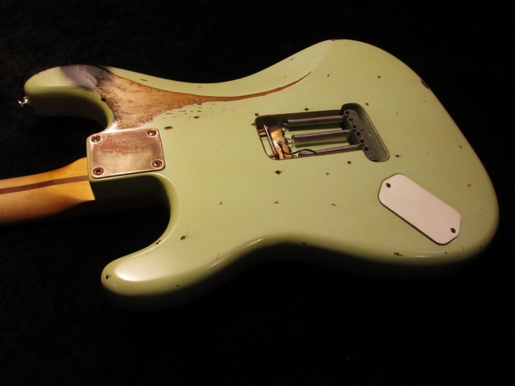 Billie Joe Armstrong Green Day Roland Fender Stratocaster Version