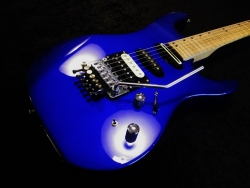 Hamer Slammer Install Floyd Rose New Paint & Pickups