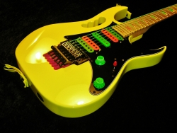 Ibanez Desert Yellow (True Neon)
