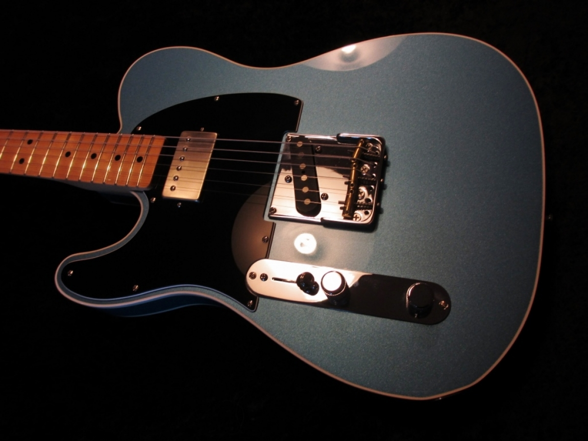Fender Lake Placid Blue Un-aged