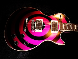 Hot Candy pink Zakk Wylde
