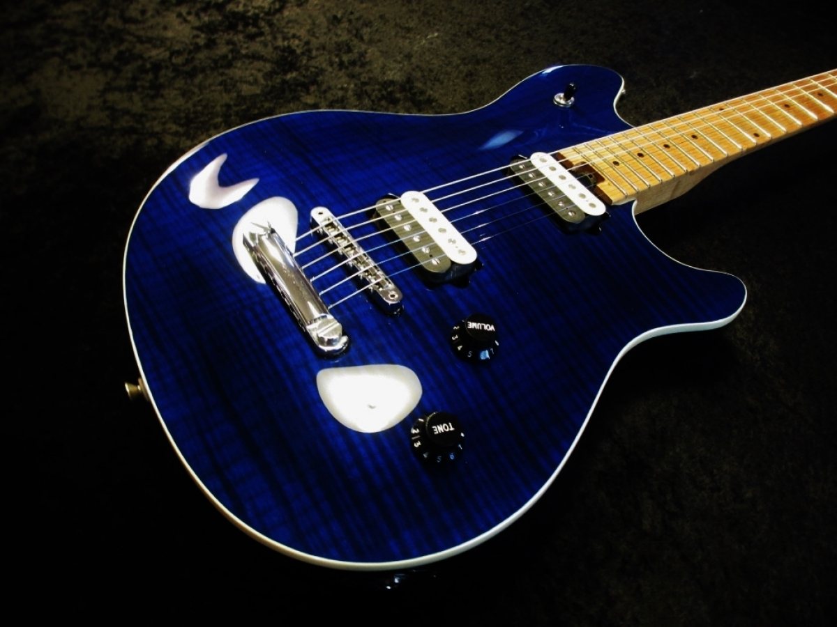 Peavey Wolfgang Full Strip And Repaint Resto Parts