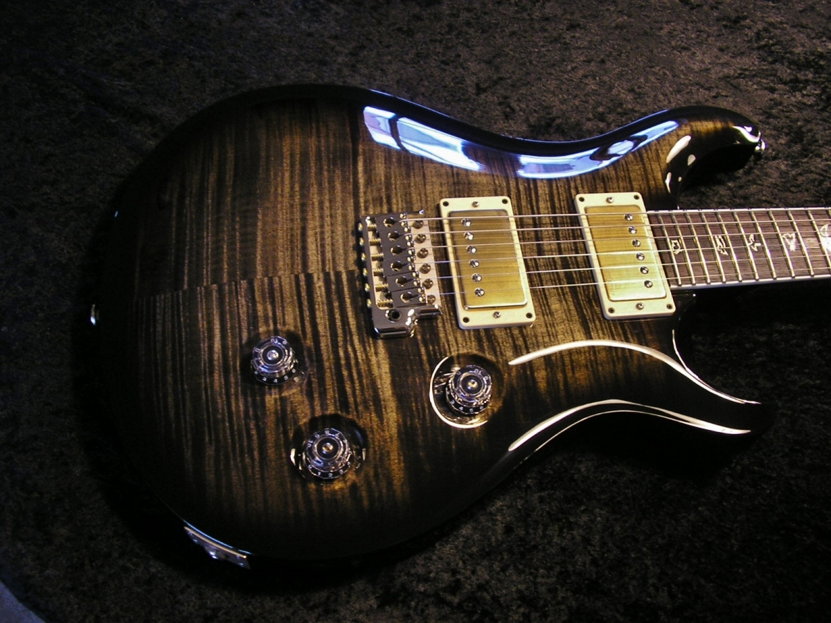 PRS Paul Reed Smith Black Flame