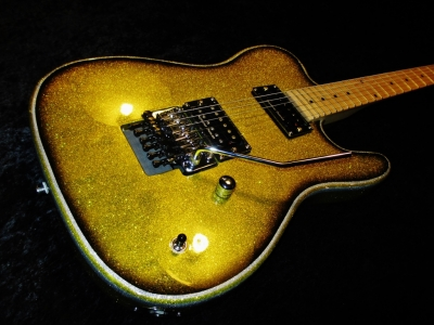 Rees Custom Sparkle Gold