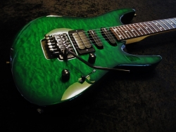 Quilt Veneer New Colour, Pickups & Hardware