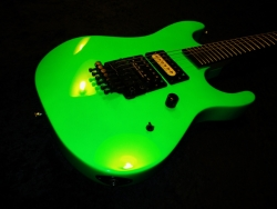 Kramer Night Swan Neon Green
