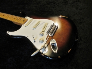 Fender Stratocaster Re-Radius Re-Fret and Relic