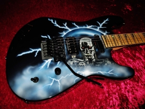 Rees Custom Terminator (alternative neck)