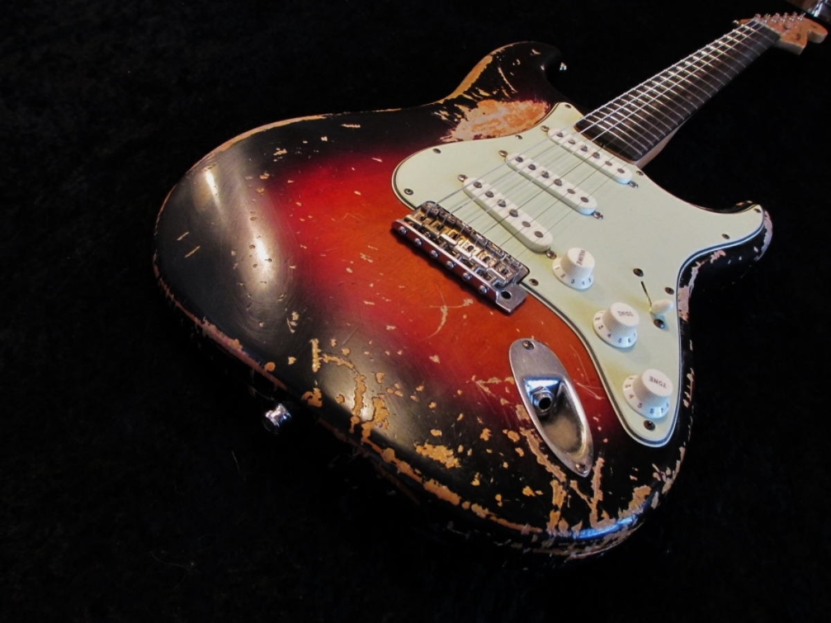 Mike McCready Strat