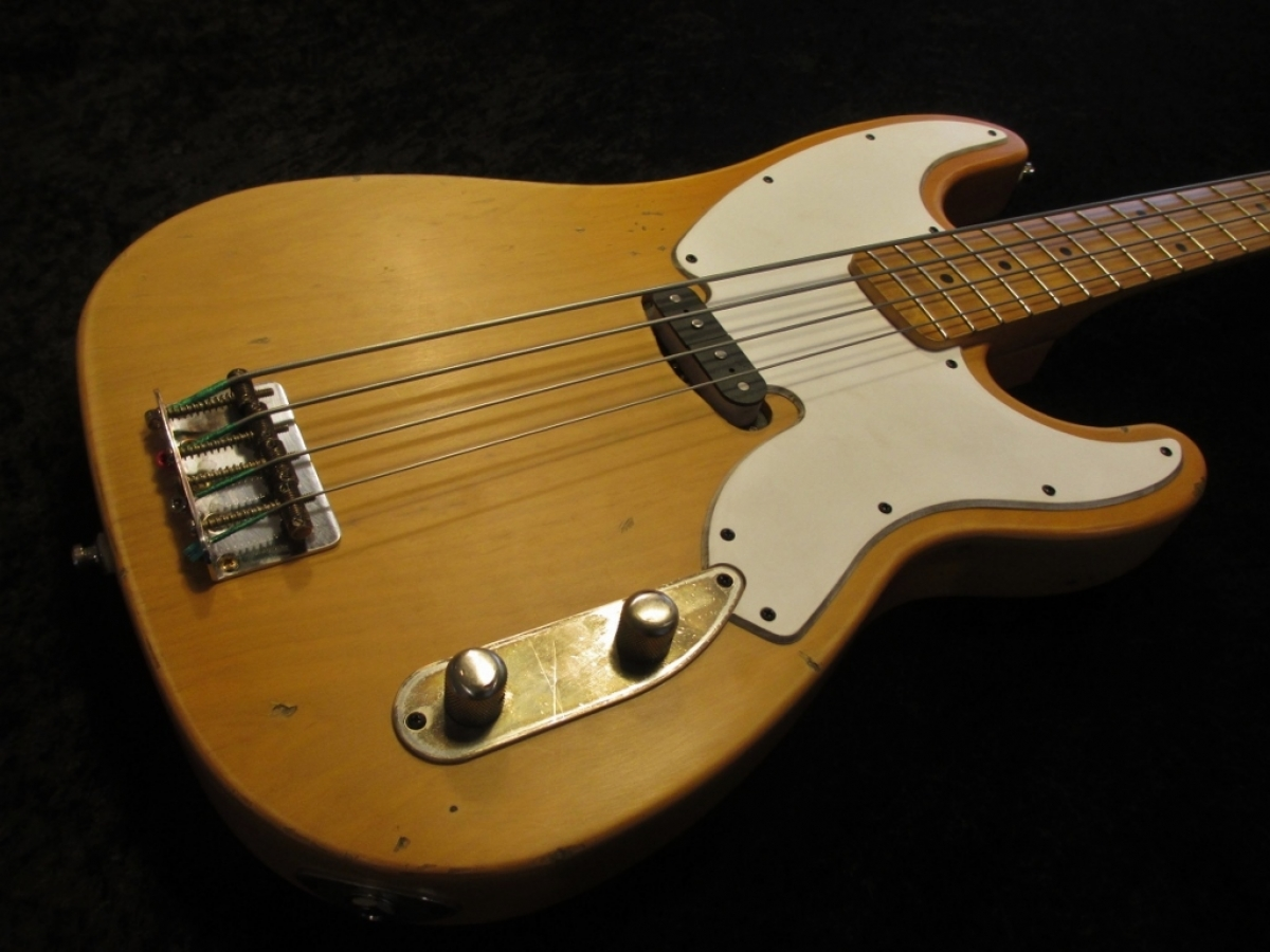 Brand New Telecaster Bass Build Light Relic