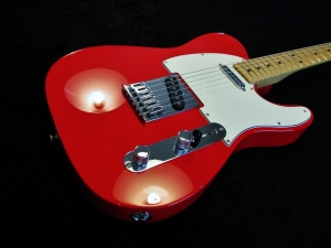 Fender Telecaster Dakota Red Repaint