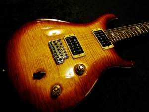 PRS Paul Reed Smith Cherry Sunburst