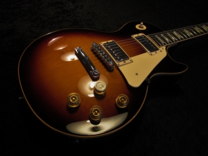 Gibson Les Paul Standard Strip And Repaint Top Tobacco Burst